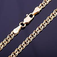 Золотая цепочка плетение Нонна, 40 см