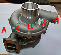 Турбокомпрессор (турбина) - TATA К27 TML, 53279706217 - Автобус Эталон БАЗ-А079  опт и розница, ремонт