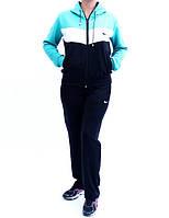 Теплый женский спортивный костюм. Полномерные до 80 р, фото 1
