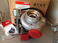 Турбокомпрессор HOLSET (турбина Холсет) оригинал HE351W 4043982 / 4043980 6ISBe, ISDe,  КамАз Евро-3