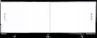 Экран под ванну КЛАССИК Белый 105*50 см.