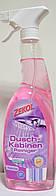 Средство для чистки душевых кабин Zekol Dusch-kabinen reiniger purple rain 1000 мл.