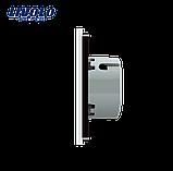 Сенсорный импульсный выключатель для штор/жалюзи Livolo, Radio, фото 3