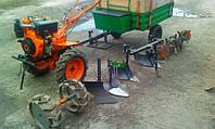 Навесное оборудование как способ повысить эффективность работы культиватора.
