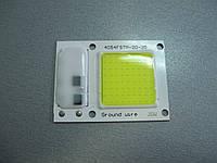 Мощный светодиод 10W для прожекторов 4054FSTM-20-35 220V