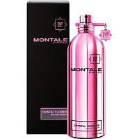 Montale Crystal Flowers для мужчин и женщин (100 МЛ ) ТЕСТЕР В БЕЛОЙ КОРОБКЕ