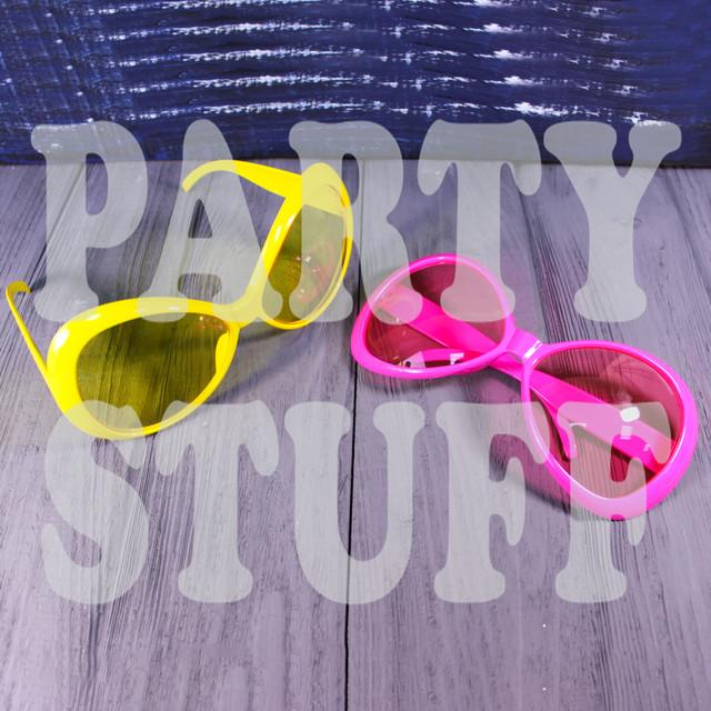 Карнавальные очки Эллипс