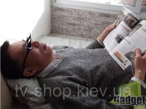 Очки читать лежа  Lazy Glasses