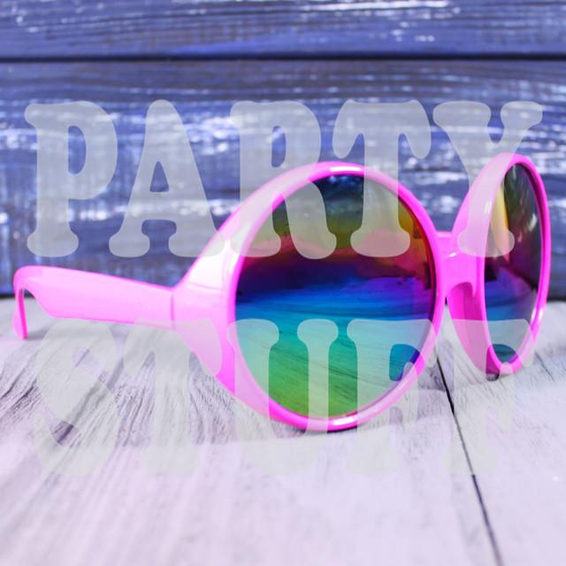 Очки для карнавала