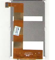 Дисплей (экран) для Prestigio MultiPhone PAP 4040 Duo, совместимость с Explay Advance Original