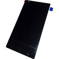 Дисплей для Lenovo Vibe X3 + сенсор черного цвета (high copy)