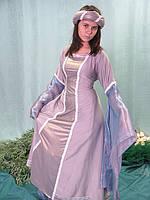 Платье средневековыье