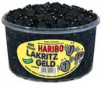 Лакричные монеты Харибо