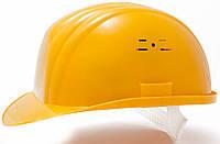 Каска строительно монтажная (цвет жёлтый)