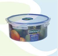 Набор контейнеров для хранения еды Круг 3 шт