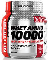 Nutrend Whey Amino 10000 300 tabs, фото 1