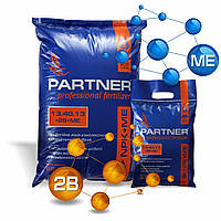Партнер (Partner) Bor+ NPK 9.12.35+2B+ME комплексне водорозчинне добриво (2,5 кг 25 кг)