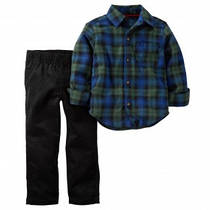 Комплект из 2-х вещей  мальчик Carters (249g019)