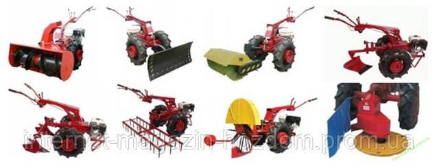 Навесное оборудование – повышение эффективности культиватора за доступную цену.