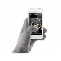Перчатки для сенсорных телефонов (Серые)