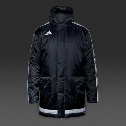 93f391df Куртка Adidas Tiro 15 Stadium Jacket M64046 (Оригинал) - купить в ...