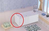 Экран под ванну 70 см (белый) Премиум А