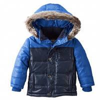 Куртка зимняя мальчик OshKosh синяя (b214808)