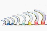 Повітровід по Гведелу № 8 110мм PN-2009-8