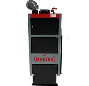 Твердотопливный котел Marten Comfort 40 квт до 400 кв м, фото 2