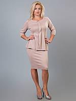Женский костюм (блуза+юбка) , фото 1