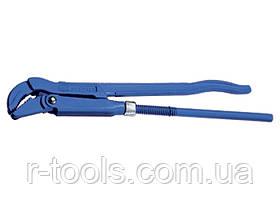 Ключ трубный рычажный, 330 х 25 мм, с изогнутыми губками СИБРТЕХ 15736