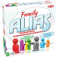 Настольная игра Tactic Alias Family (Сімейний Еліас) (54336)