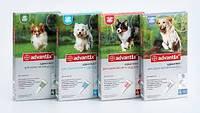 (Bayer) Advantix Байер Адвантикс для собак весом до 4 кг