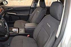 Чехлы модельные тканевые Opel Vivaro (1+2) 2006->