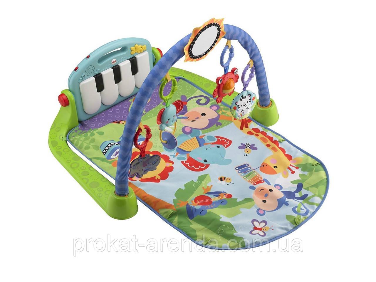 Музичний килимок Піаніно від Fisher-Price