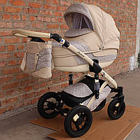 Детская универсальная коляска 2 в 1 Aneco Futura Ecco 07