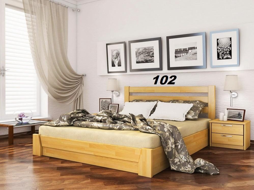 Кровать Селена Бук Щит 102 (Эстелла-ТМ)