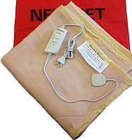 Электрическая простыня Electric Blanket New Ket, простынь с подогревом 157х120см.