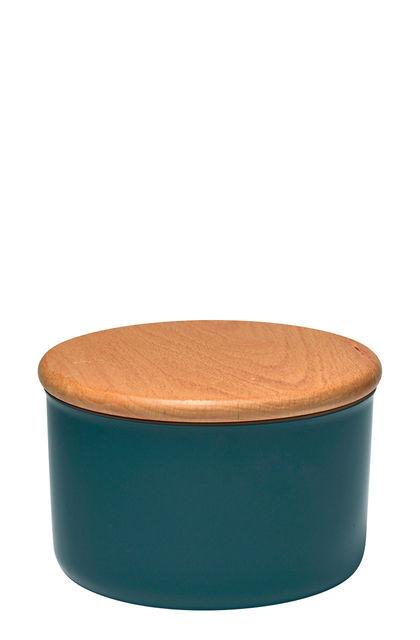 Емкость для хранения с крышкой Emile Henry 1 л голубая 978741