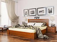 Кровать Селена Бук Щит 105 (Эстелла-ТМ)