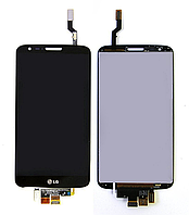 Оригинальный дисплей (модуль) + тачскрин (сенсор) для LG G2 D800 | D801 | D803 | LS980 (черный цвет)