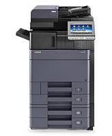 Широкоформатный МФУ Kyocera TASKalfa 4002i – копир/ принтер/ полноцветный сканер/ факс формата А3.