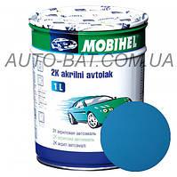 Автоэмаль двухкомпонентная автокраска акриловая (2К) 428 Медео Mobihel, 1 л