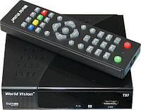 World Vision T37 - цифровой эфирный Т2 ресивер