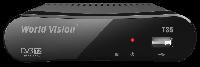 World Vision T35 Т2 - цифровой эфирный ресивер