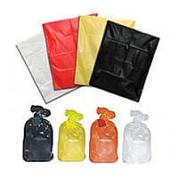 Пакети для збору медичних відходів клас А–білі (безпечні відходи) 330x300 на 10л
