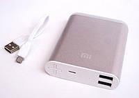 Универсальная батарея - Xiaomi power bank 9800 mAh с фонариком, фото 1