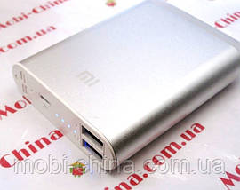 Универсальная батарея - Xiaomi power bank 9800 mAh с фонариком, фото 3