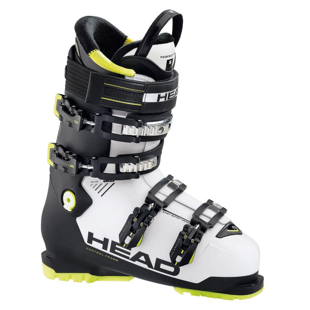 Горнолыжные ботинки Head ADVANT EDGE 95 WHITE/BLACK-yellow (MD) 26