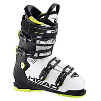 Горнолыжные ботинки Head ADVANT EDGE 95 WHITE/BLACK-YELLOW (MD)